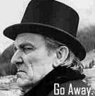 Go Away by KaizokuShojo