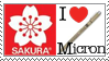 I Love My Microns