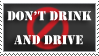 Don't Drink and Drive by KaizokuShojo