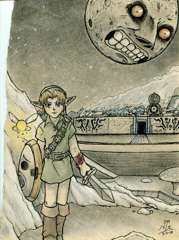 The Weary Hero by KaizokuShojo