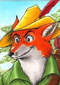 Disney's Robin Hood ATC 1