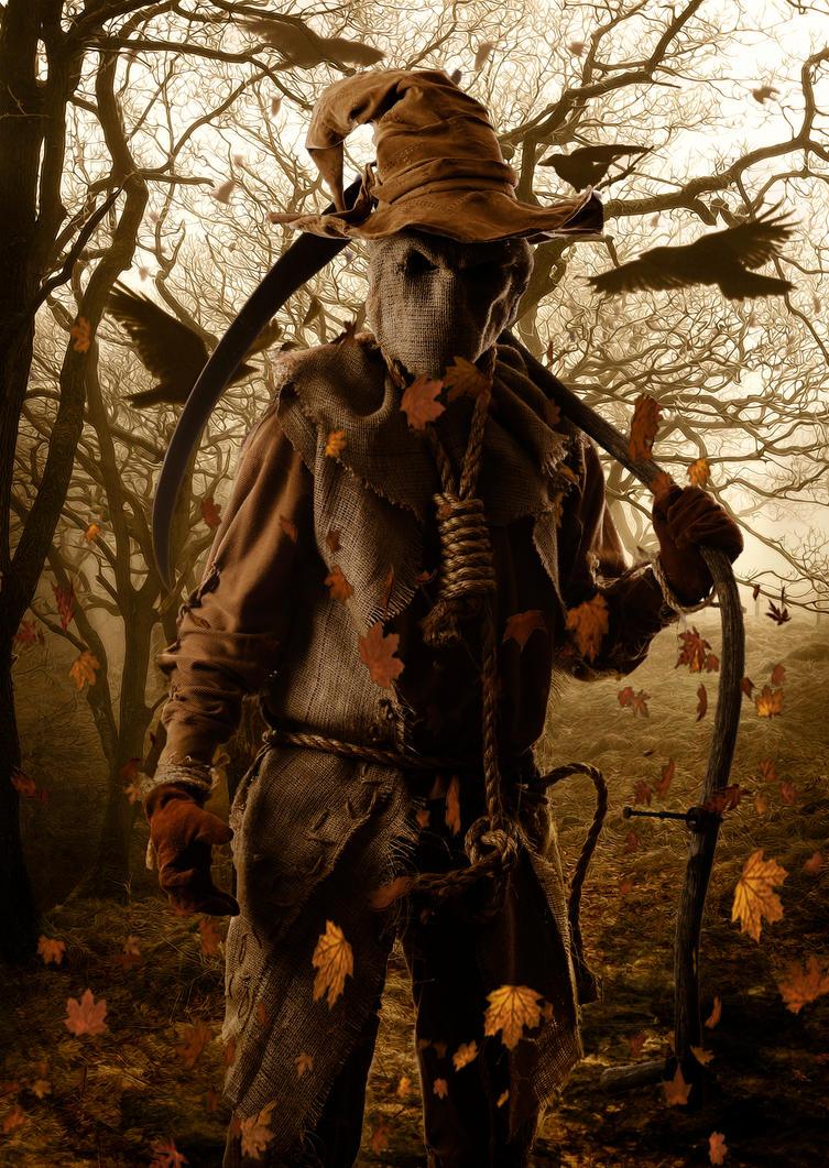 the scarecrow by sgorbissa on DeviantArt