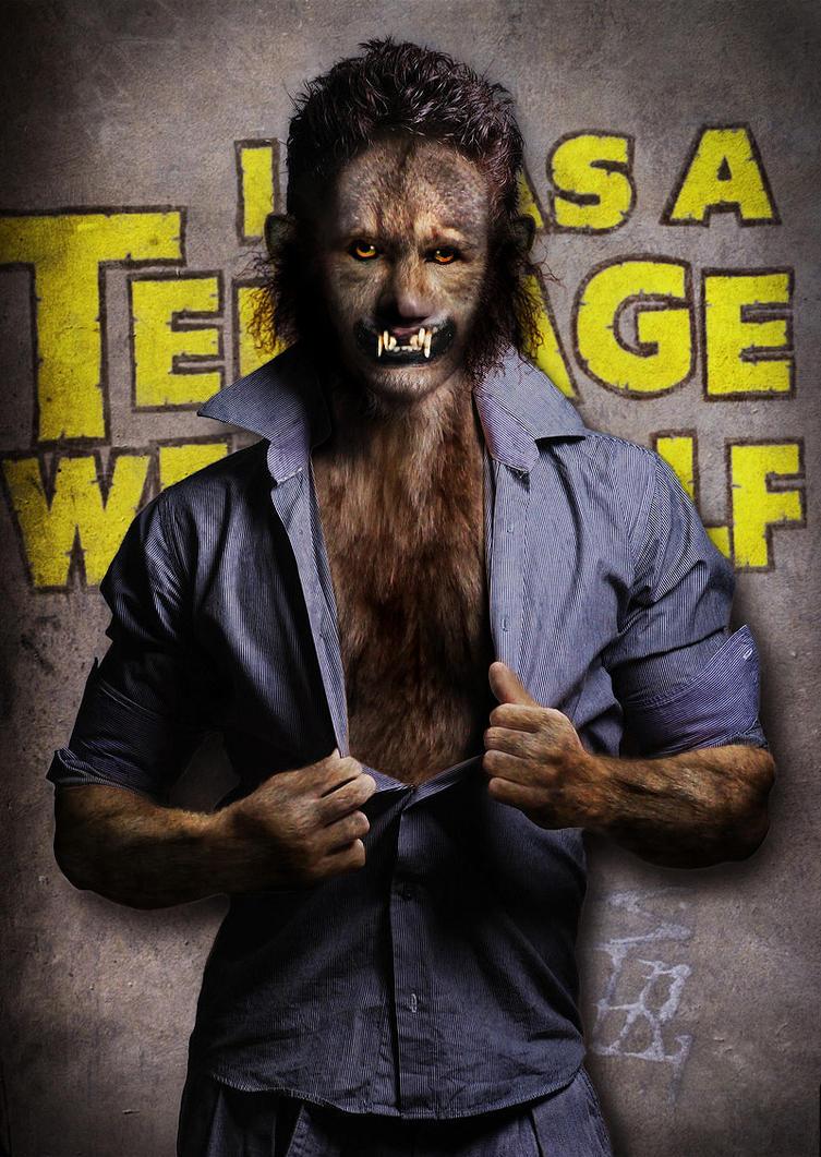 I was a teenage werewolf by sgorbissa