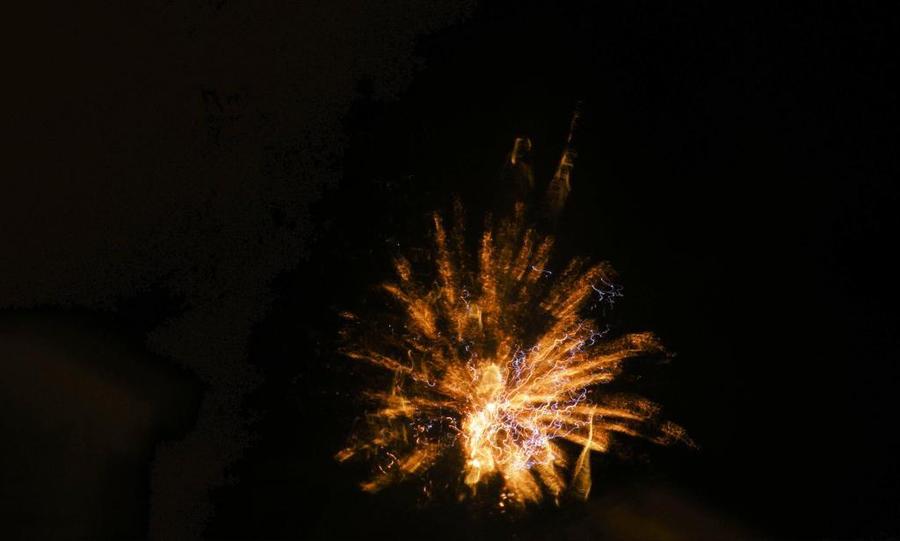 Fireworks by KillerCassie