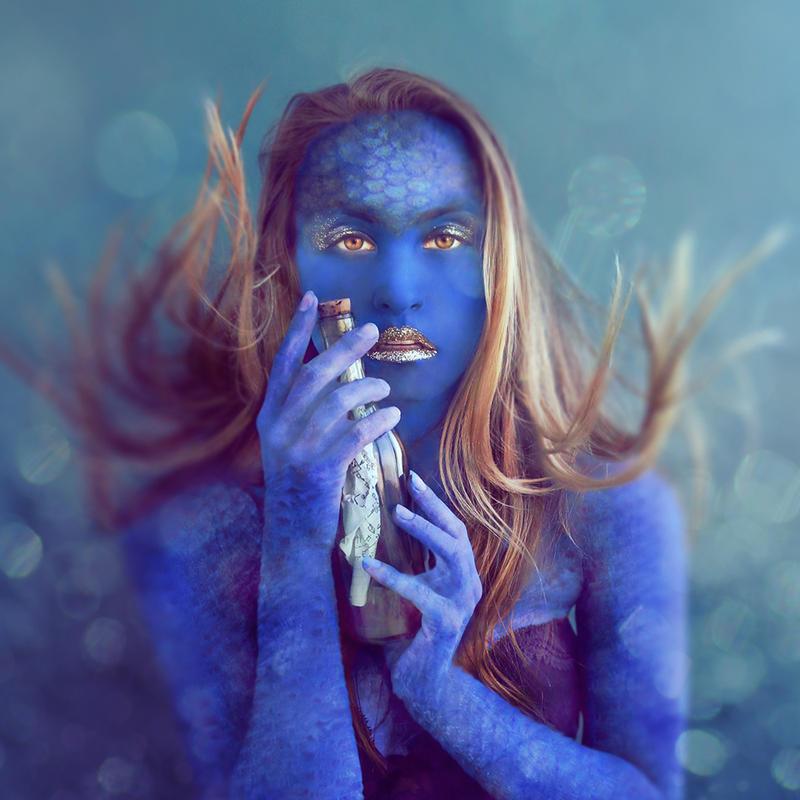 79/365 Mermaid by wonterth