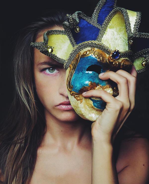 Mask by wonterth