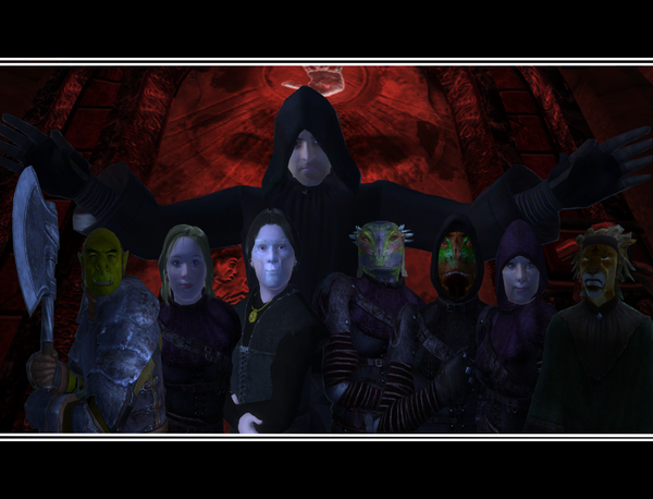 Dark Brotherhood Wallpaper By Hashakgig1106