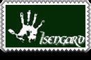 Isengard Stamp by Hashakgig1106