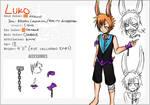Luko- Make your own Kings Folly character by xxSoulSympathyxx