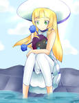 Pokemon- Lillie