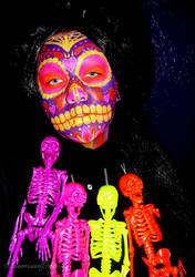 Herdez Brand - Dia de los Muertos Contest Entry by TsuerisunOngaku