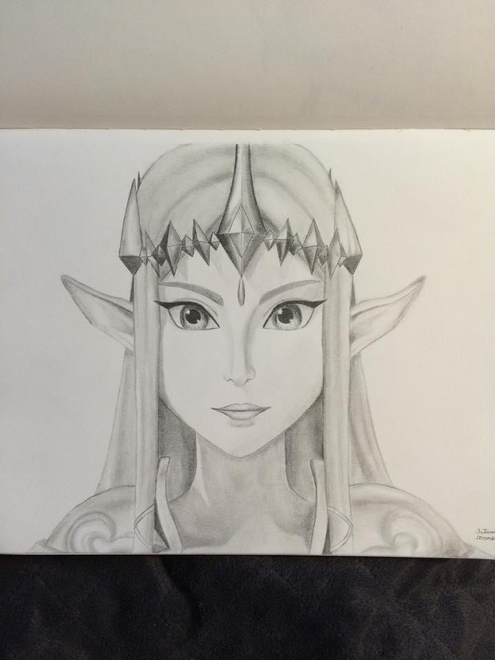 Zelda by the-elemental-writer