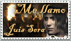 Luis Sera Stamp by letsmakebiscuits