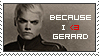 Gerard Stamp by Bl0oDy4nGeL