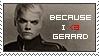 Gerard Stamp by Bl0oDy4nGeL