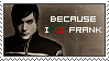 Frank Stamp by Bl0oDy4nGeL