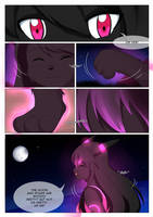 Luna's Awakening Page 4 By Trainerashandred35 by Fire-Fox-25