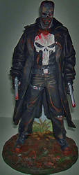 MARVEL ZOMBIES PUNISHER ykc by YOURKILLERCUSTOMS