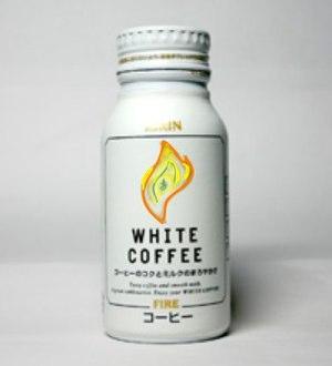 Alt. Kirin White Coffee bottle