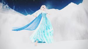 [MMD] .: Elsa :.