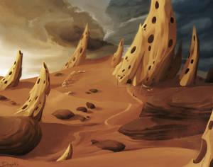 The Great Desert