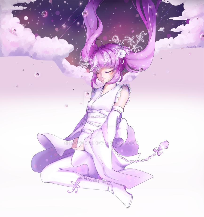 SnA: Secret Santu by nozomei