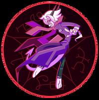 Mistress of Mayhem by SuperflatPsychosis
