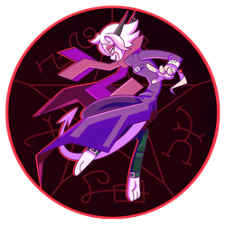 Mistress of Mayhem by SuperflatPsyche