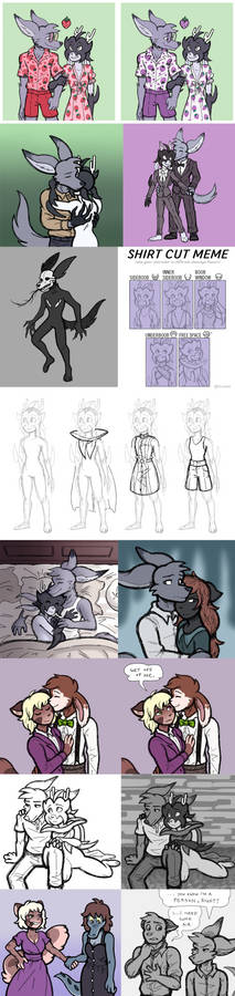 The In-Between: Sketch Compilation 8