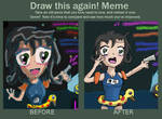 Draw again meme! by EnduoKewt666