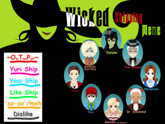 Wicked Shipping Meme by EnduoKewt666