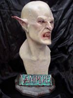 Vampire by MonsterAsylum