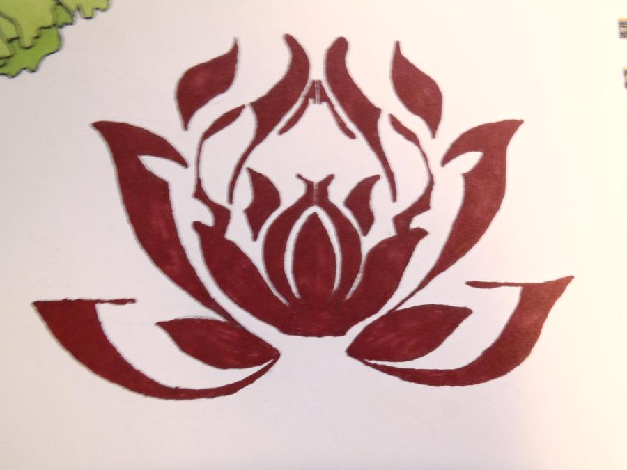 Awesome lotus flower tattoos 2014