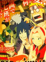 NARUTO THE MOVIE - Road to Ninja -- SS  FULL Scan by TheUZUMAKIchan