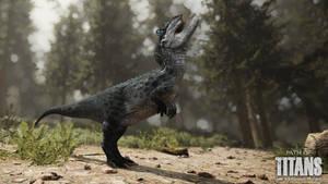 'Rohsal Player' Ceratosaurus
