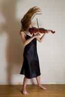 Violin madness by PhantasmaStock
