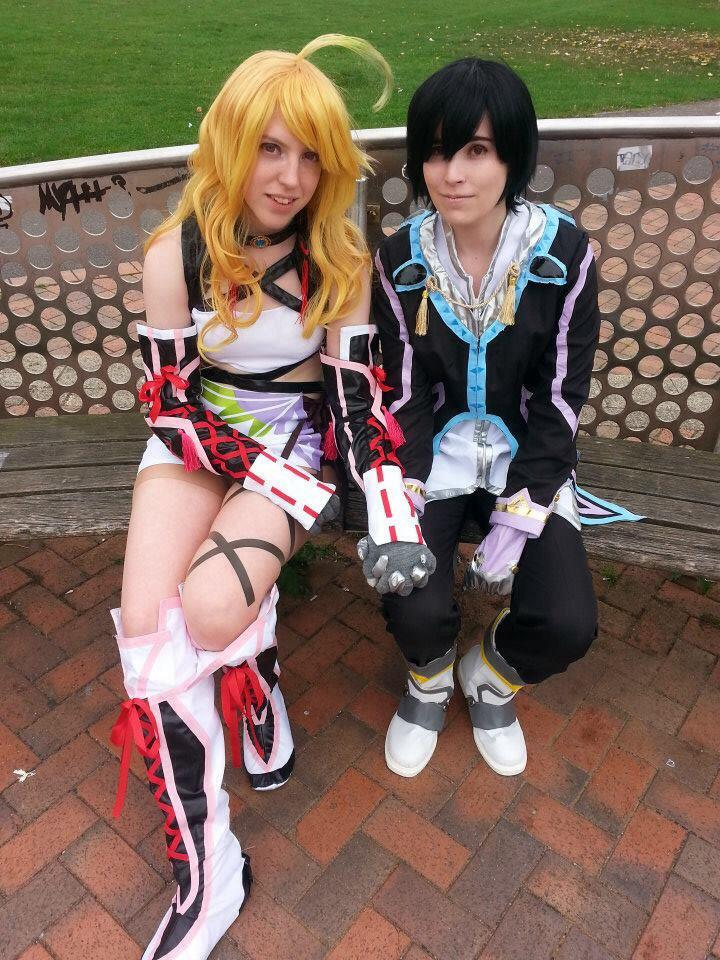 Tales of Xillia - Protagonists by MsKitty77