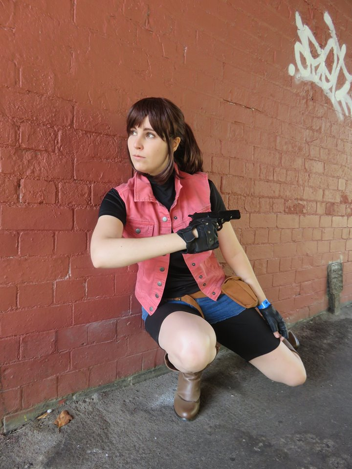 Resident Evil - Ready to Go by MsKitty77