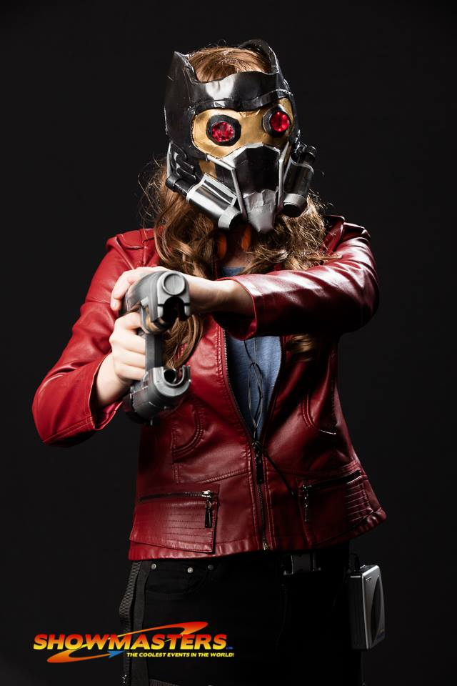 Guardians of the Galaxy - FemStarlord by MsKitty77