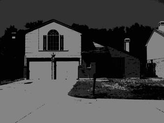 The House... Stock by froggermea96