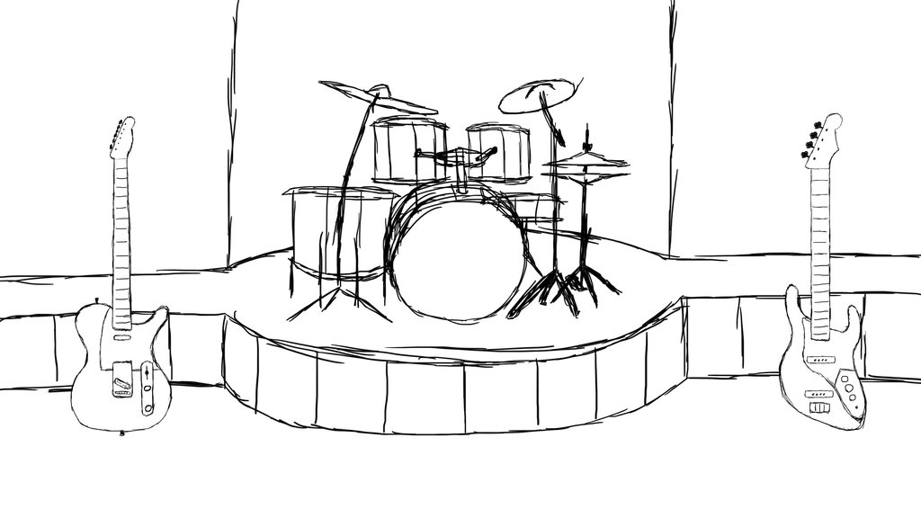 Scribble Stage Of Drawing : Stage sketch wip by xxmacmillanxx on deviantart