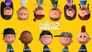 Peanuts Movie Class 2.fw by CyrelleSonic18