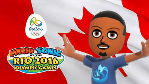 Cyrelle at the Rio 2016 Olympic Games!.fw by CyrelleSonic18