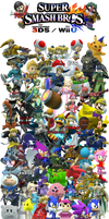 Smash Picture Update.fw by CyrelleSonic18