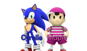 Cyrelle and Maple.fw by CyrelleSonic18