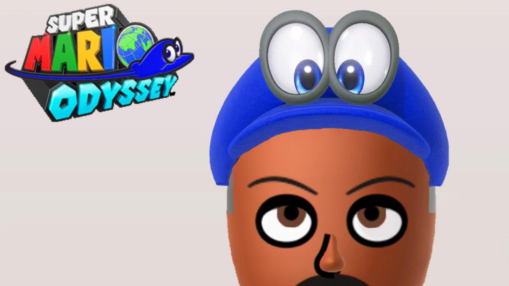 Super Mario Odyssey: Cyrelle.fw by CyrelleSonic18