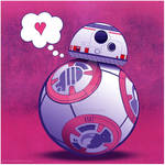 Happy V-Day from BB8