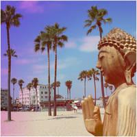 Venice Beach Buddha