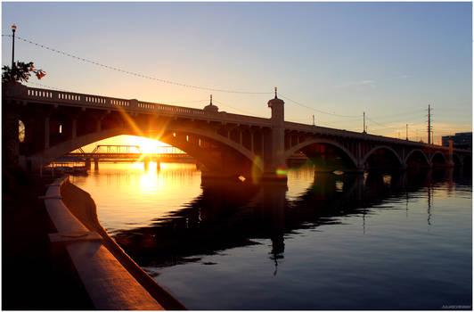 Tempe Town Lake Bridge