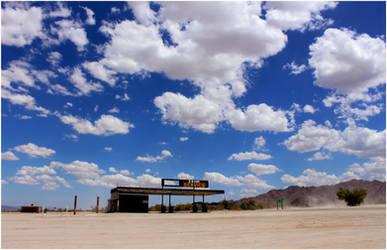 Desert Center by Juliabohemian